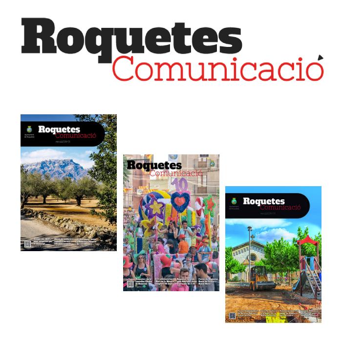 ROQUETES COMUNICACIÓ - RECULL