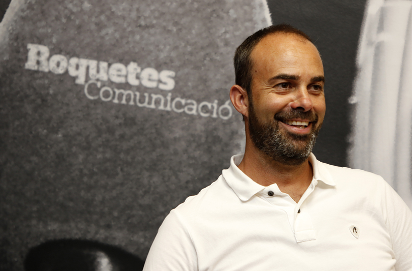 Ivan Garcia Maigi - Regidor de Comunicació - web