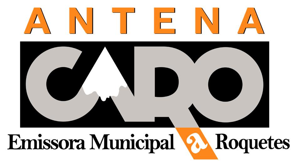 Logo Antena Caro - 1989-2002