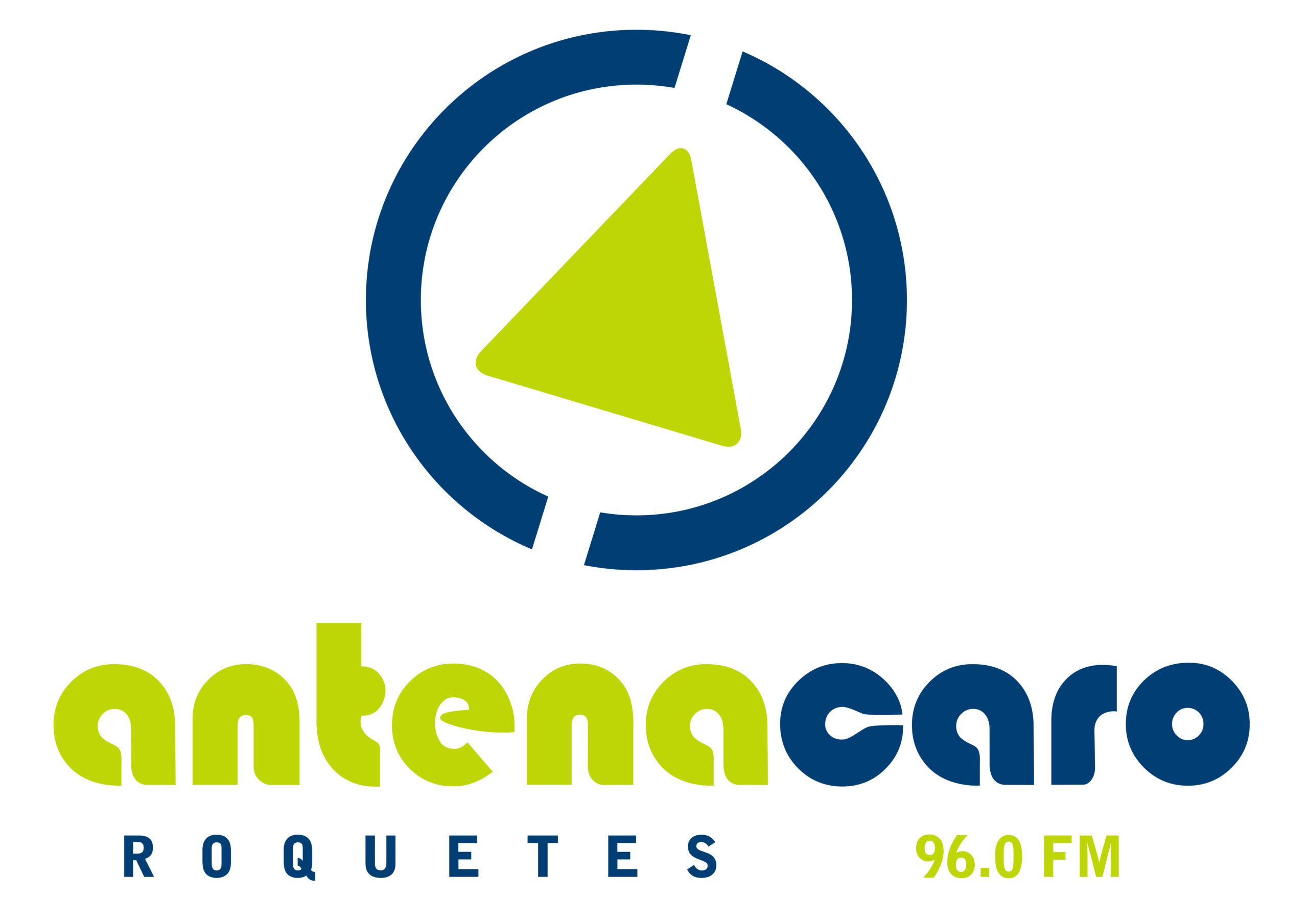 Logo Antena Caro - 2003-2021