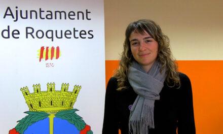 Presentació dels actes per commemorar el 8 de març a Roquetes