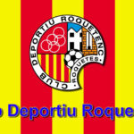 Club Deportiu Roquetenc. Jornada del 03 d'abril de març de 2021 i propera jornada. Temporada 2020/2021