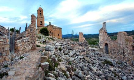 Justícia adjudica la redacció del projecte per conservar i rehabilitar el Poble Vell de Corbera d'Ebre