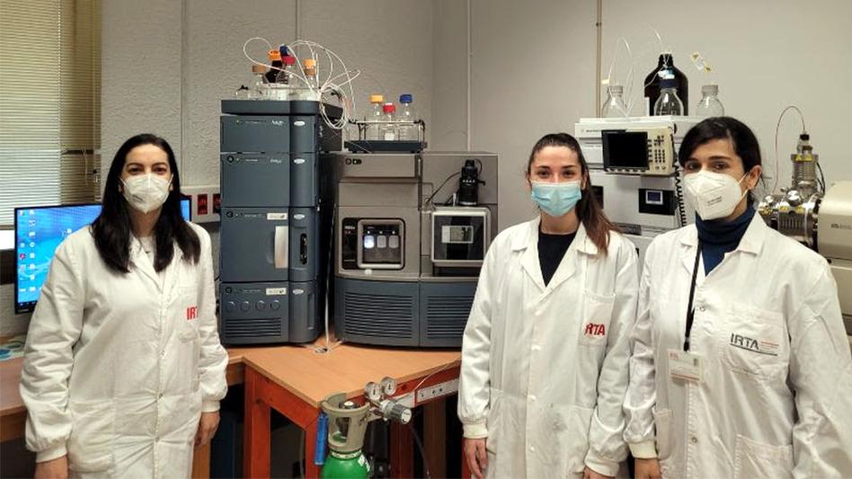 L'IRTA de la Ràpita incorpora un cromatògraf de precisió per identificar noves toxines i contaminants en bivalves