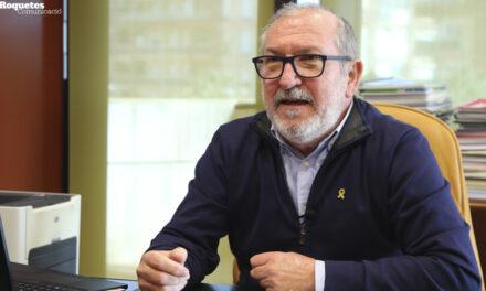 L'alcalde de Roquetes, Paco Gas, parla del seu judici per l'1-O i d'un possible pacte amb Ximo Llopis
