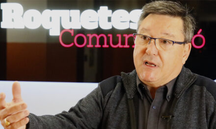 Ximo Llopis, regidor no adscrit de l'Ajuntament de Roquetes, abandona Ciutadans i es mostra obert a un pacte amb el govern d'ERC