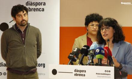 Diàspora Ebrenca presenta la Foto actual del Teletreball a les Terres de l'Ebre