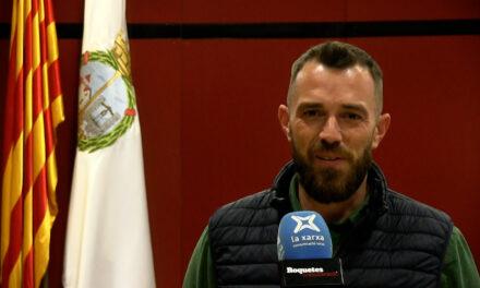 Ple Ordinari de Roquetes – Abril  2021 – Declaracions – Junts – Jordi Curto