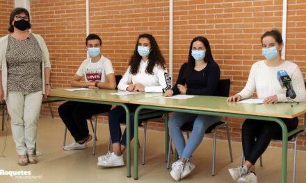 Alumnes de l'Institut Roquetes participen en un projecte entre docents de diferents països d'Europa