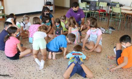 Impulsant l'educació emocional als campus Multiesportiu i de La Lira de Roquetes