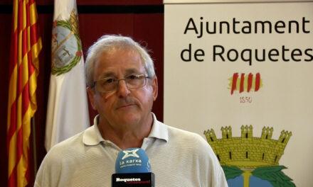 Ple Ordinari de Roquetes – Juny 2021 – Declaracions – PSC-CP – Ramon Martínez