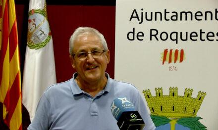 Ple Ordinari de Roquetes – Agost  2021 – Declaracions – PSC-CP – Ramon Martínez